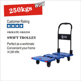 OKS250 Swift Trolley